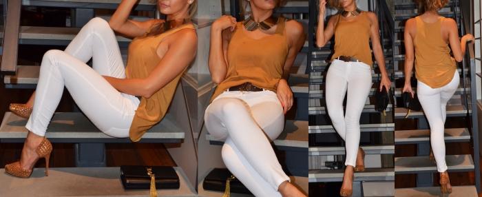 White Jeans, Saturday Love